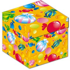 Sweets And Sugar Candies Vector  Storage Stool 12