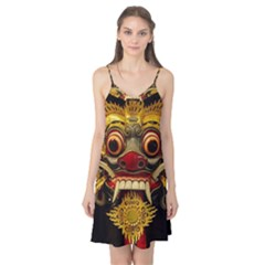 Bali Mask Camis Nightgown