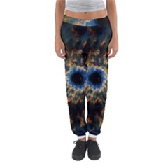 Crazy  Giant Galaxy Nebula Women s Jogger Sweatpants