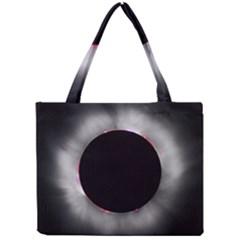 Solar Eclipse Mini Tote Bag