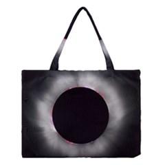 Solar Eclipse Medium Tote Bag
