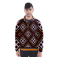 Toraja Pattern Pa re po  Sanguba ( Dancing Alone ) Wind Breaker (men)