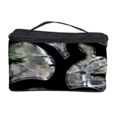 Black Love Browning Deer Camo Cosmetic Storage Case