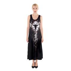 Dreamcatcher Sleeveless Maxi Dress
