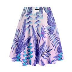 Palm High Waist Skirt
