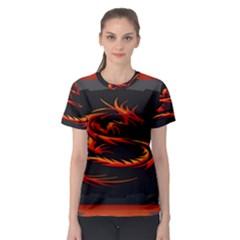 Dragon Women s Sport Mesh Tee