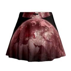 Planet Fantasy Art Mini Flare Skirt