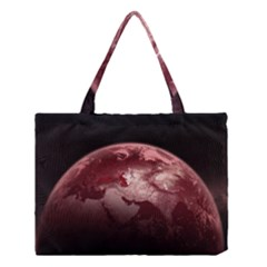 Planet Fantasy Art Medium Tote Bag