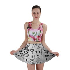 Science Formulas Mini Skirt