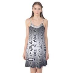 Science Formulas Camis Nightgown