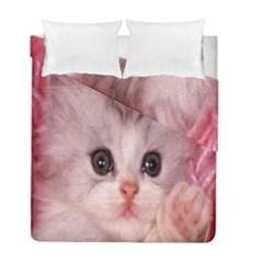 Cat  Animal  Kitten  Pet Duvet Cover Double Side (full/ Double Size)