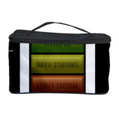 Black Energy Battery Life Cosmetic Storage Case