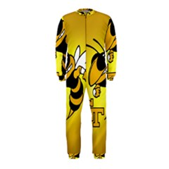 Georgia Institute Of Technology Ga Tech Onepiece Jumpsuit (kids)