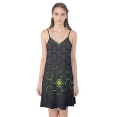 Green Android Honeycomb Gree Camis Nightgown