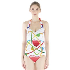 Love Halter Swimsuit