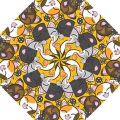 Cats Cute Kitty Kitties Kitten Golf Umbrellas