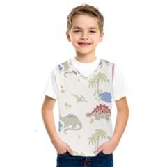 Dinosaur Art Pattern Kids  Sportswear