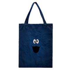 Funny Face Classic Tote Bag