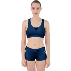 Funny Face Work It Out Sports Bra Set