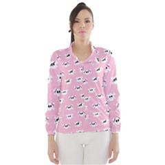 Girly Girlie Punk Skull Wind Breaker (women)
