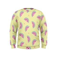 Watermelon Wallpapers  Creative Illustration And Patterns Kids  Sweatshirt