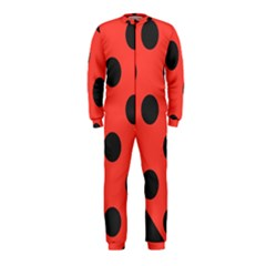 Abstract Bug Cubism Flat Insect Onepiece Jumpsuit (kids)