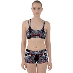 Acab Tribal Women s Sports Set