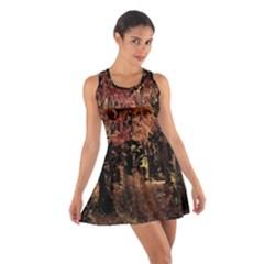 Landscape Cotton Racerback Dress