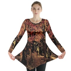 Landscape Long Sleeve Tunic