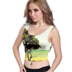Landscape Crop Top