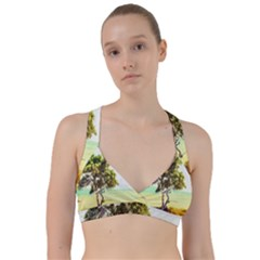 Landscape Sweetheart Sports Bra
