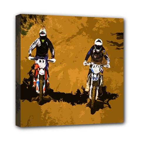 Motorsport  Mini Canvas 8  X 8