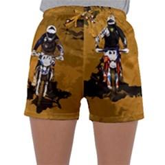 Motorsport  Sleepwear Shorts