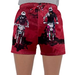 Motorsport  Sleepwear Shorts