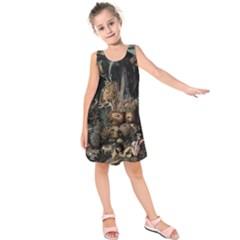 Underwater Kids  Sleeveless Dress
