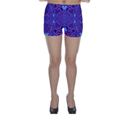 Race Time Queen Skinny Shorts