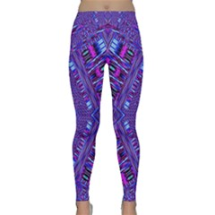 Race Time Queen Classic Yoga Leggings