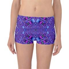Race Time Queen Boyleg Bikini Bottoms