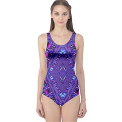 Race Time Queen One Piece Swimsuit