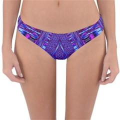 Race Time Queen Reversible Hipster Bikini Bottoms