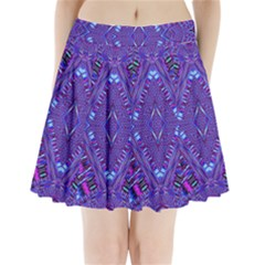 Race Time Queen Pleated Mini Skirt