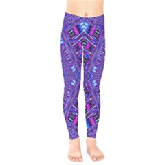 Race Time Queen Kids  Legging