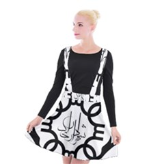 Seal Of Arak  Suspender Skater Skirt