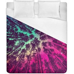 Just A Stargazer Duvet Cover (california King Size)