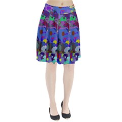 Big And Small Shapes                         Pleated Skirt