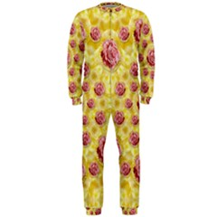 Roses And Fantasy Roses Onepiece Jumpsuit (men)