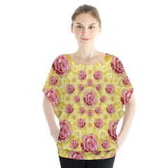 Roses And Fantasy Roses Blouse