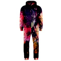 Letter From Outer Space Hooded Jumpsuit (men)