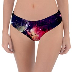 Letter From Outer Space Reversible Classic Bikini Bottoms