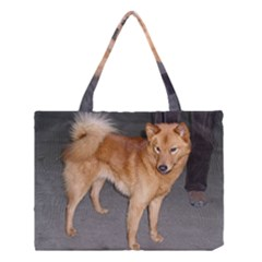 Finnish Spitz Full Medium Tote Bag